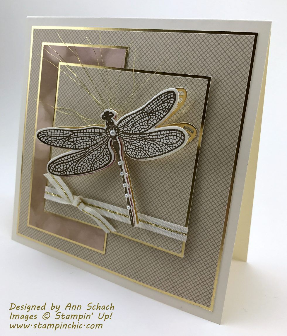 Dragonfly Dreams for Freshly Made Sketches - The S