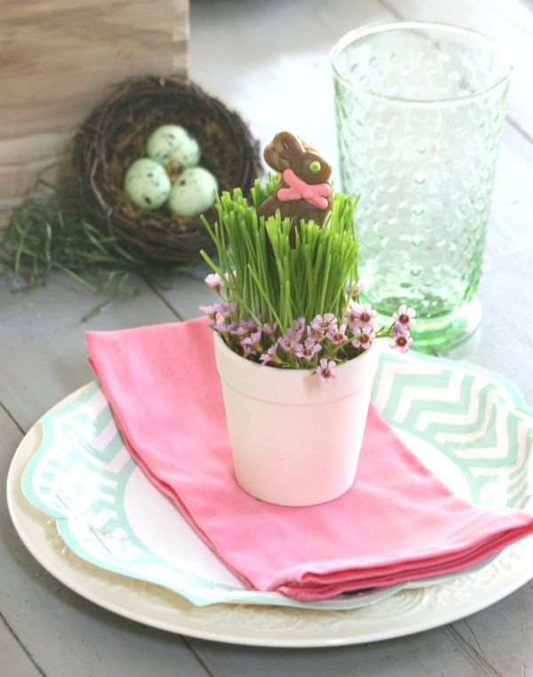 planning my Easter table | Pinterest | Chocolate lollipops, Easter ...
