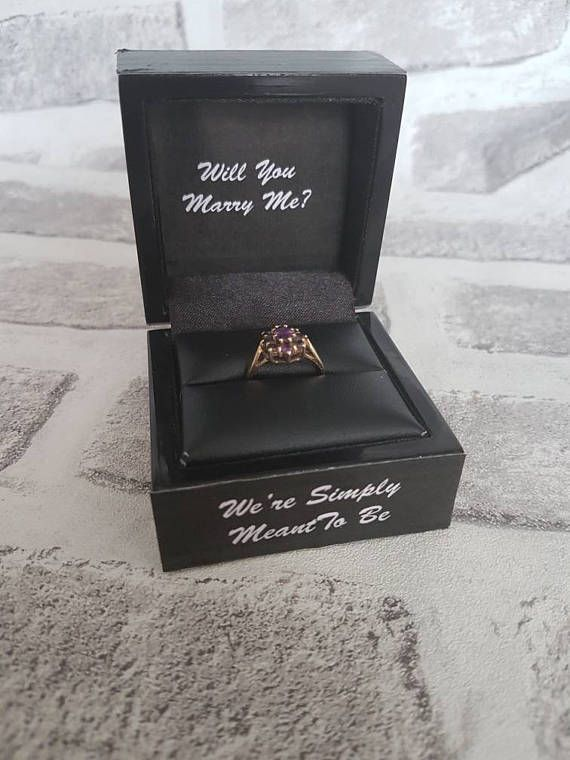 Nightmare Before Christmas Inspired Engagement Ringbox Etsy Wedding Ring Box Nightmare Before Christmas Wedding Nightmare Before Christmas