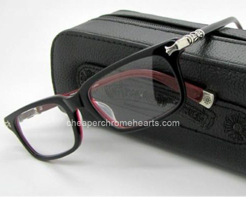 Cheap Chrome Hearts BOC Fun Black Frame Hatch Eyewear | Chrome ...