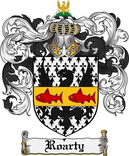 Roarty coat of arms roarty family crest instant download for sale roarty coat of arms roarty family crest instant download for sale 799 at scubbly altavistaventures Gallery