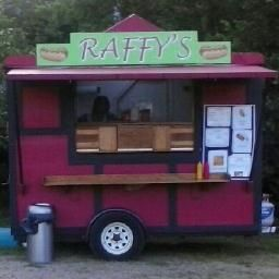 Raffy's food cart Madison, WI