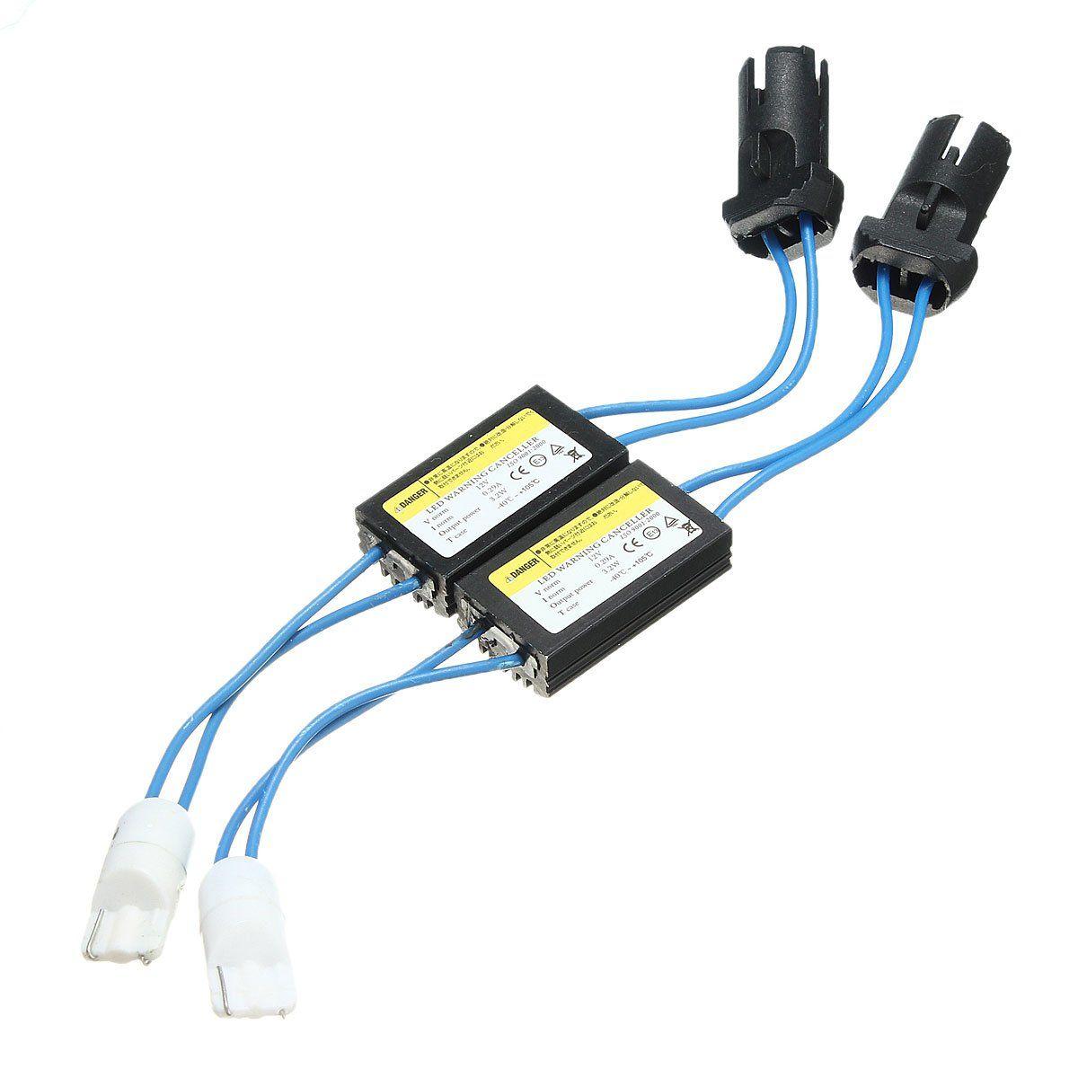 T10 12 Volt Wire Harnes
