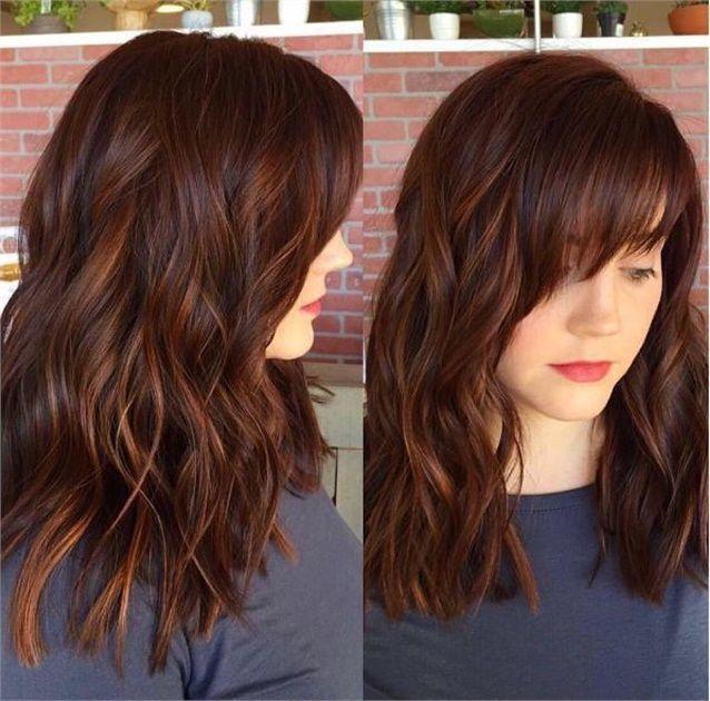 Auburn Hair One Of My Favorites With Images Dark Auburn Hair