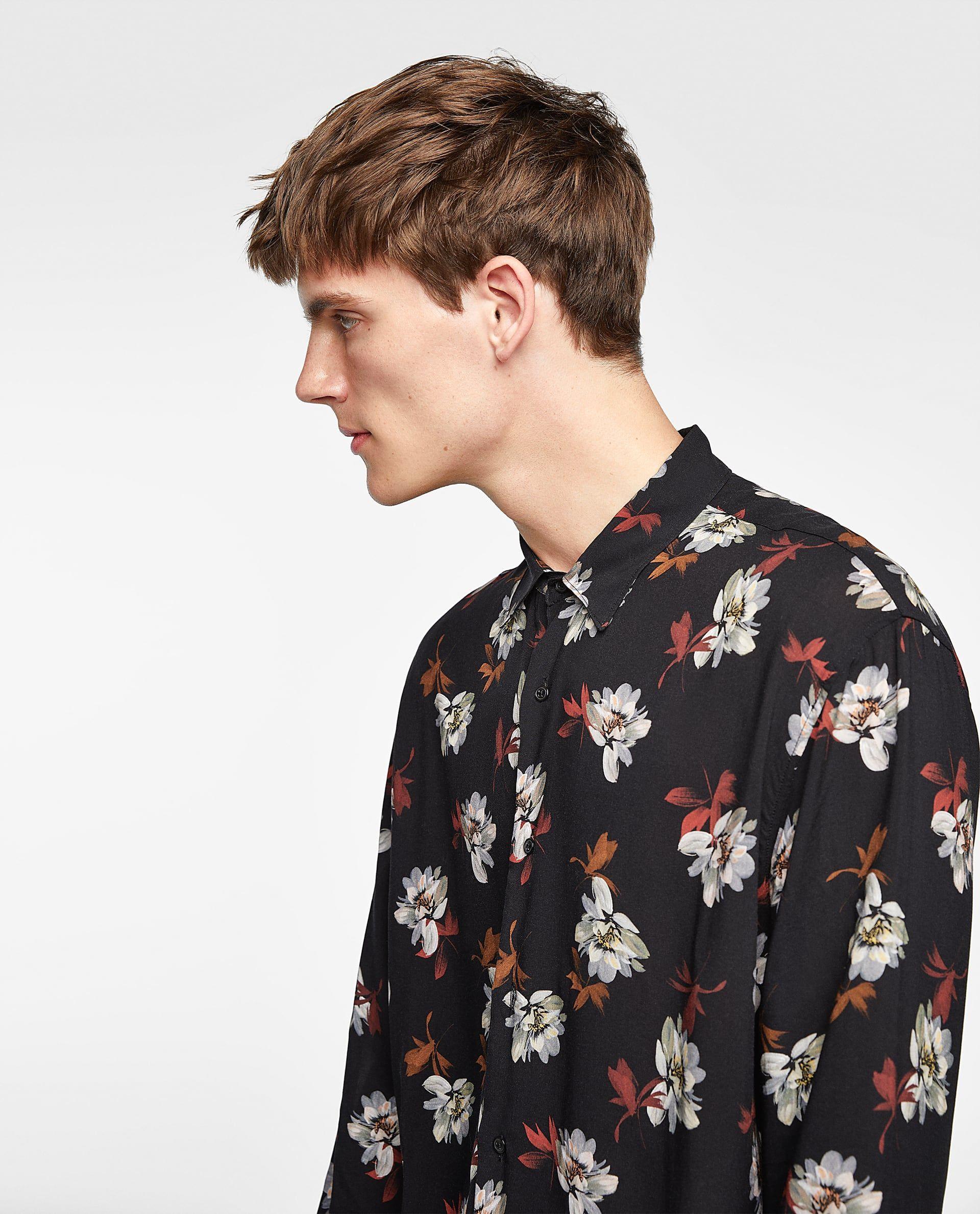 España Camisas para Nueva Colección hombre Online ZARA Tqf1xHCwq 48f0c93da18