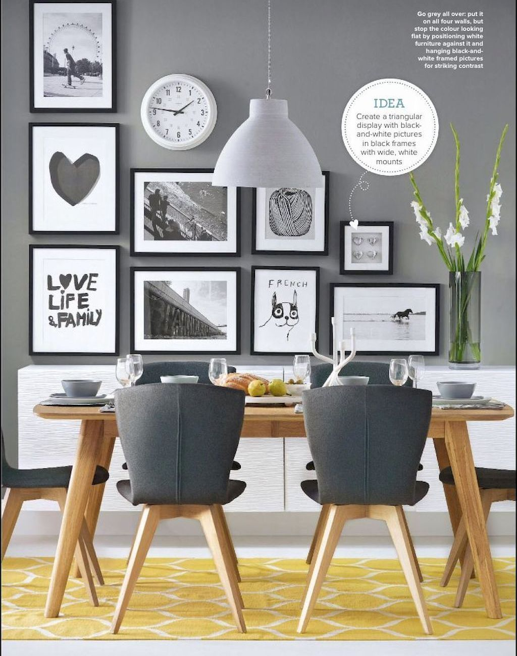 Wondering How To Plan The Perfect Dining Room All The Dining Room Inspirations That You Need To Your Inte Dining Room Small Dining Room Walls Grey Dining Room