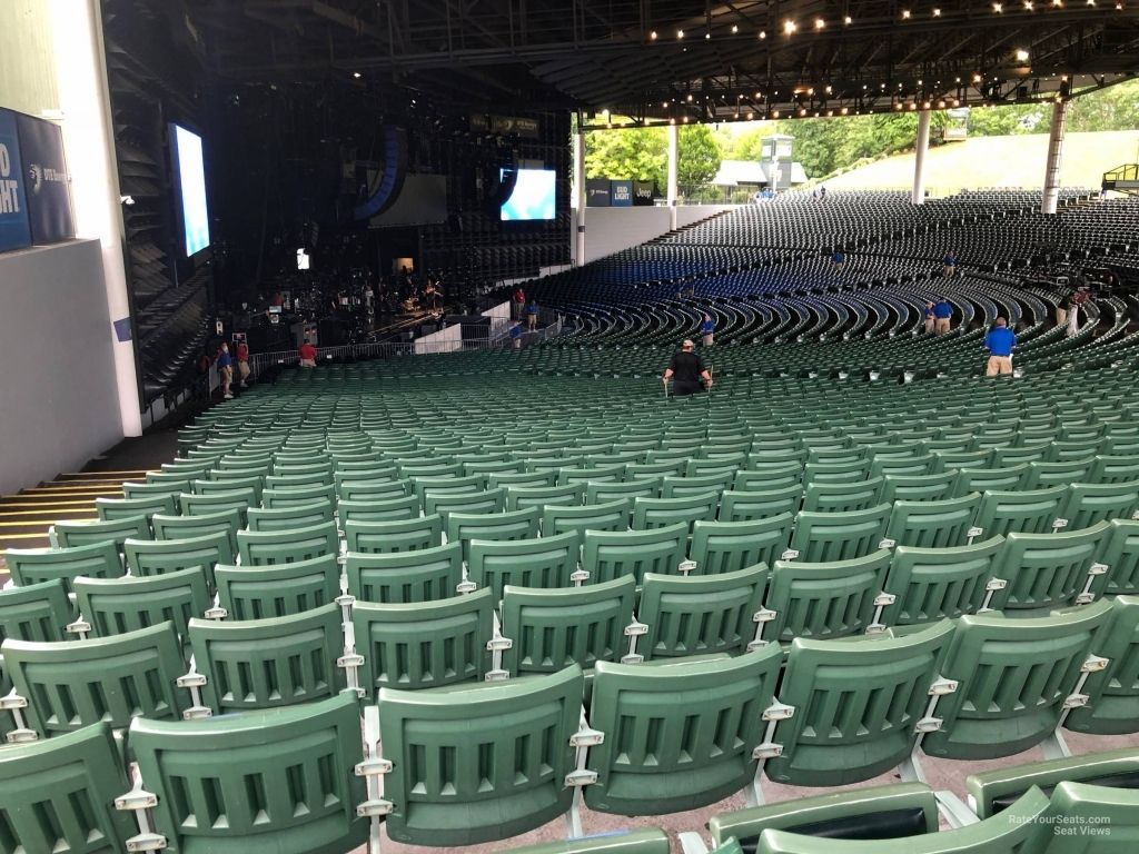 Dte Music Theater Seating Chart Di 2020