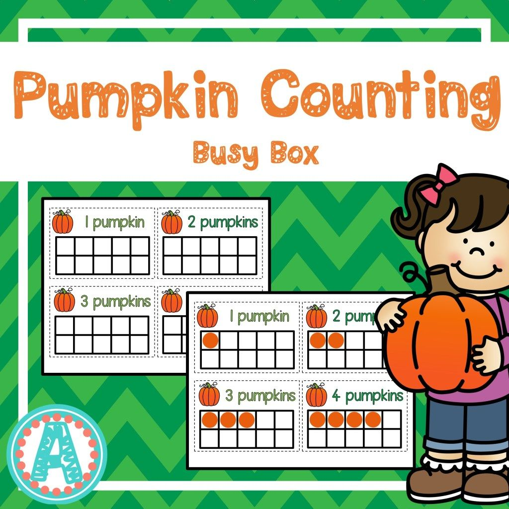 Ten Easy To Make Pumpkins Busy Boxes