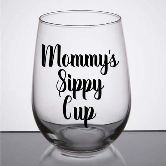 4 X Happy Mothers Day Wine Glass Beer Cup Mug Tumbler Vinyl Sticker Decal