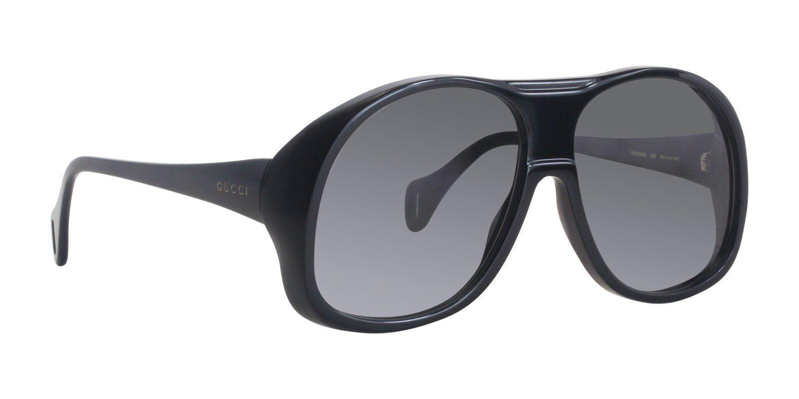 3788accf4c4 Gucci - GG0243S 002-sunglasses-Designer Eyes