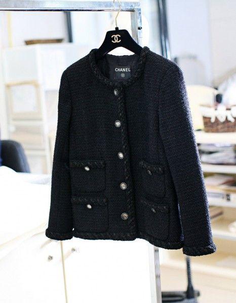 Comment faire une petite veste chanel