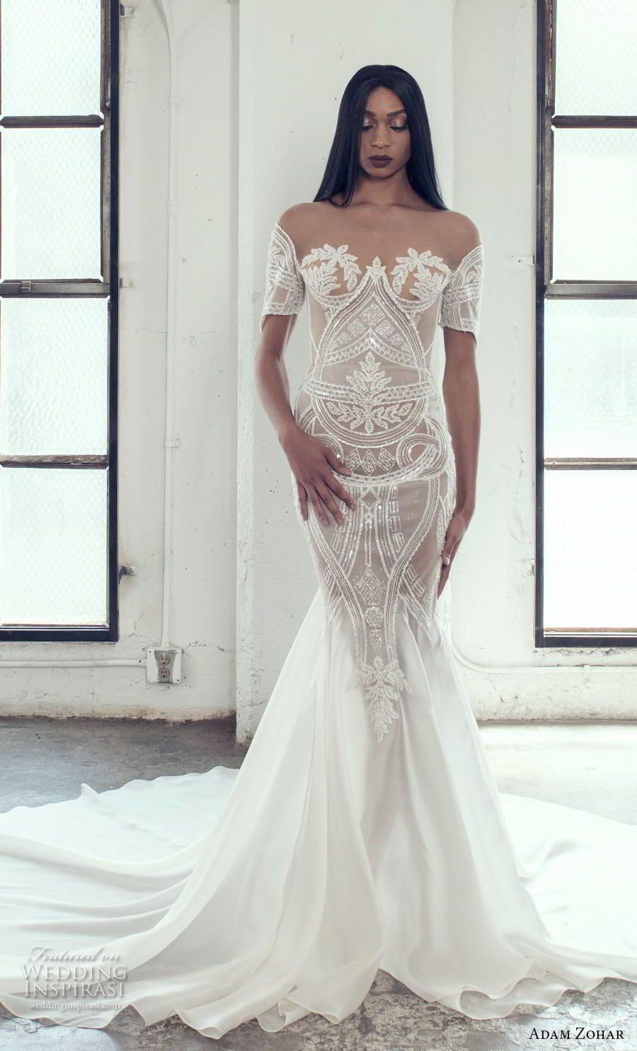 Cool Awesome Elegant Off The Shoulder White Lace Short Sleeve Mermaid Wedding Dress Size 4 20 2 Wedding Dresses Short Sleeve Wedding Dress Wedding Dresses Ebay [ 1600 x 1240 Pixel ]