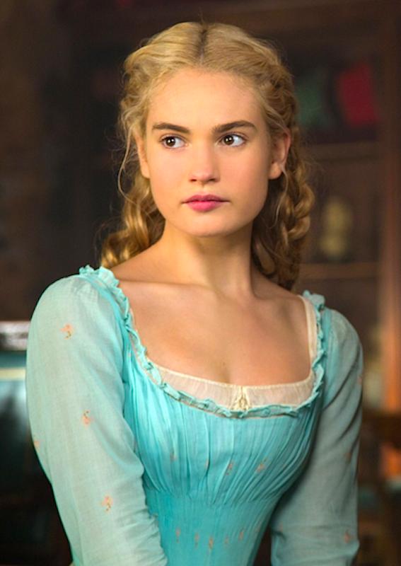 mademoisellelapiquante | Lily james, Cinderella 2015 ...