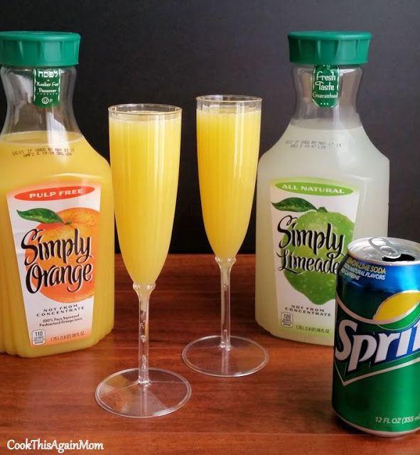 virgin mimosas cooking tips pinterest getr nke. Black Bedroom Furniture Sets. Home Design Ideas