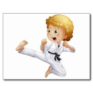 Dibujos De Ninos Karatecas Cerca Amb Google Dibujos Para Ninos Dibujos Tarjeta De Felicitacion
