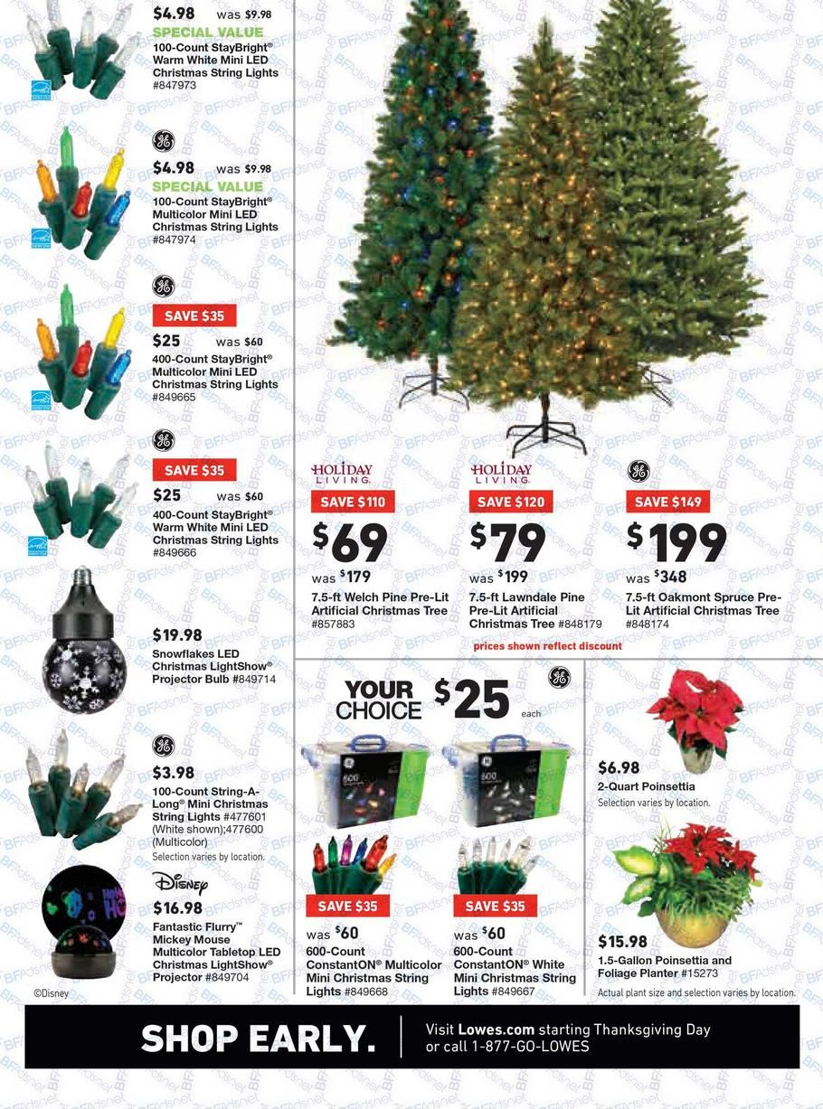 Lowes Black Friday 2017 Ads and Deals Improve and update your home ...