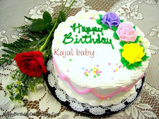 Birthday Cakes With Name Vikas ~ Happy birthday cake images photo with name hd download