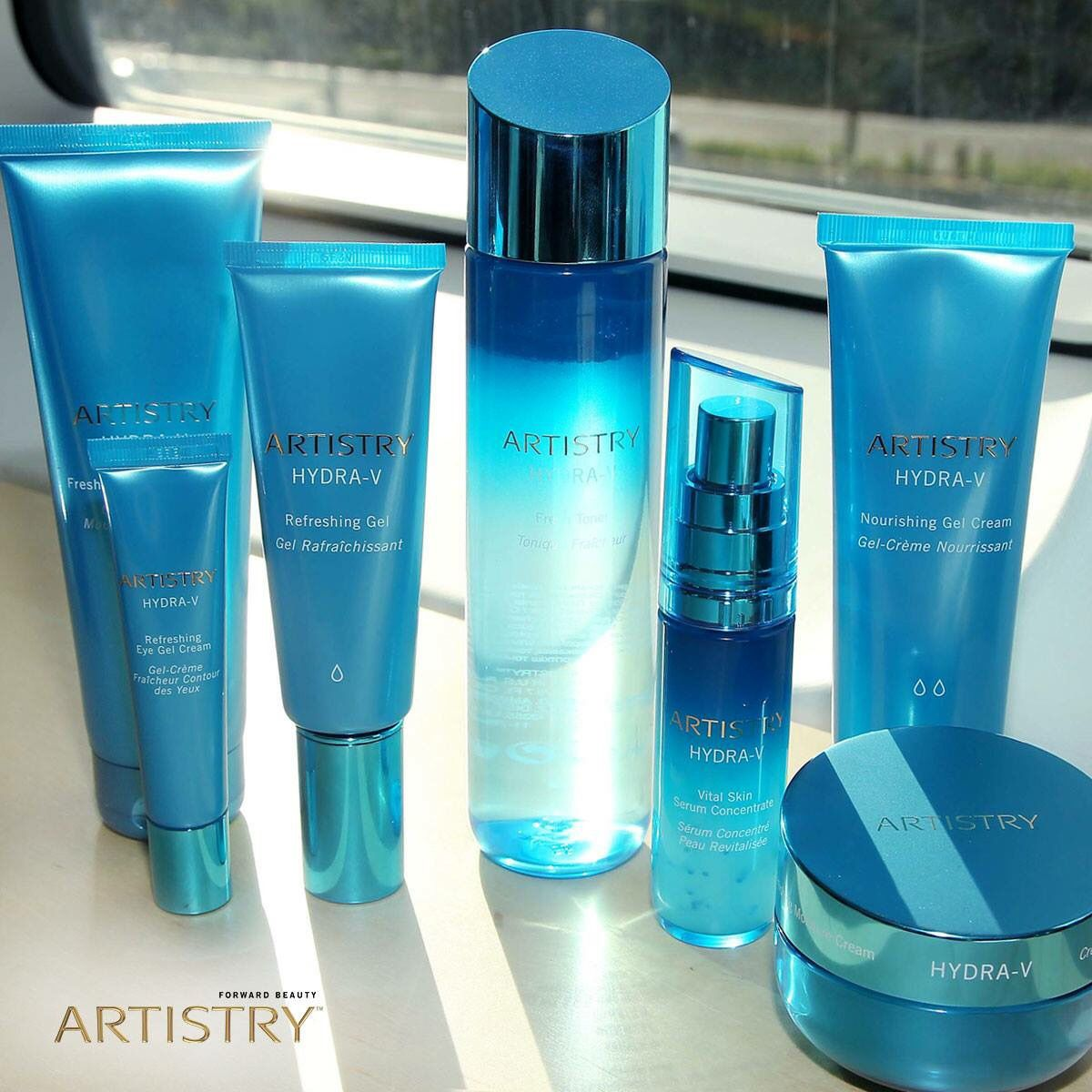 Need your face hydrated  http://www.amway.com/e-core