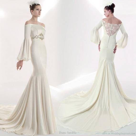 mexican wedding dress designers | Spanish wedding dresses designer ...