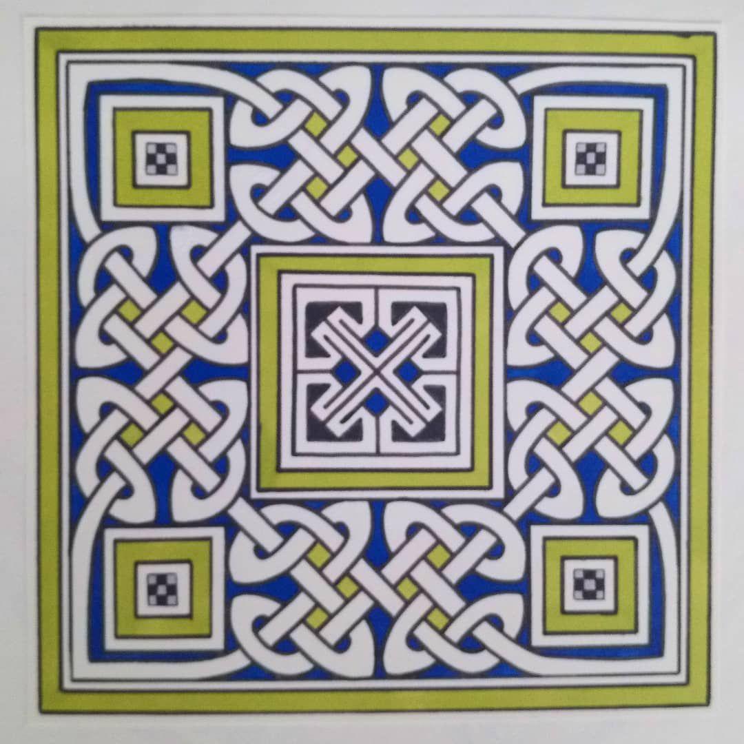 "celtix shared a post on Instagram: "". . . . #drawing #celtic #art #geometric #pattern #design #ornament #artstagram #instadraw…"" • Follow their account to see 341 posts."