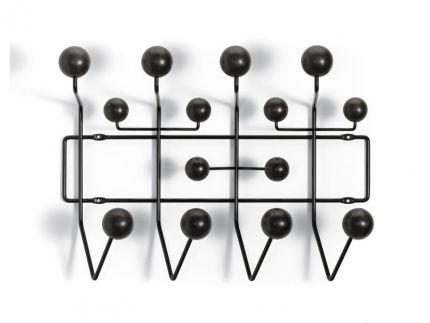 Vitra Eames Hang It All Limited Edition All Black Kapstok Eames En Decoratieve Accessoires