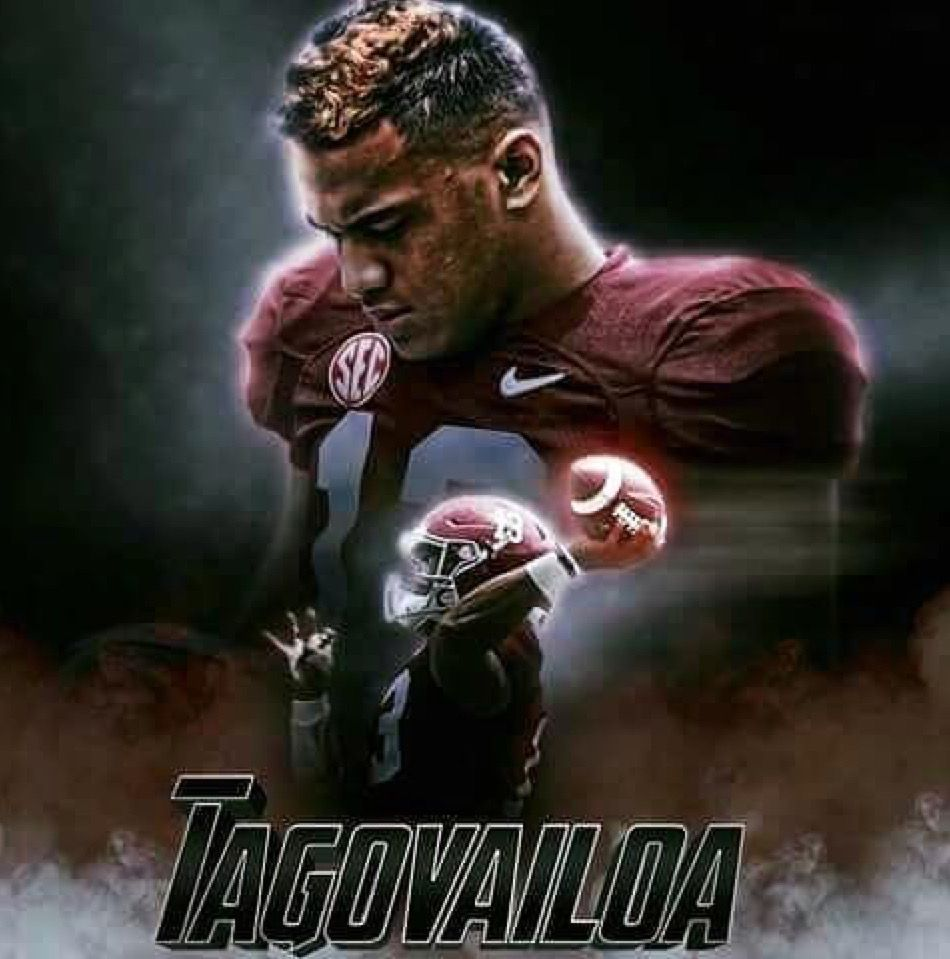 One Of The Best Thank You Tua For Sharing Your Talent With Bama Nation Alabama Crimson Tide Alabama Crimson Tide Football Crimson Tide Fans