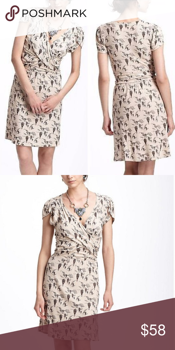 65d5fd58df Anthropologie Up   Away Dress Hot Air Balloons! M Adorable and  sought-after! This is the Up and Away dress from Anthropologie by Leif  notes. It is a size ...