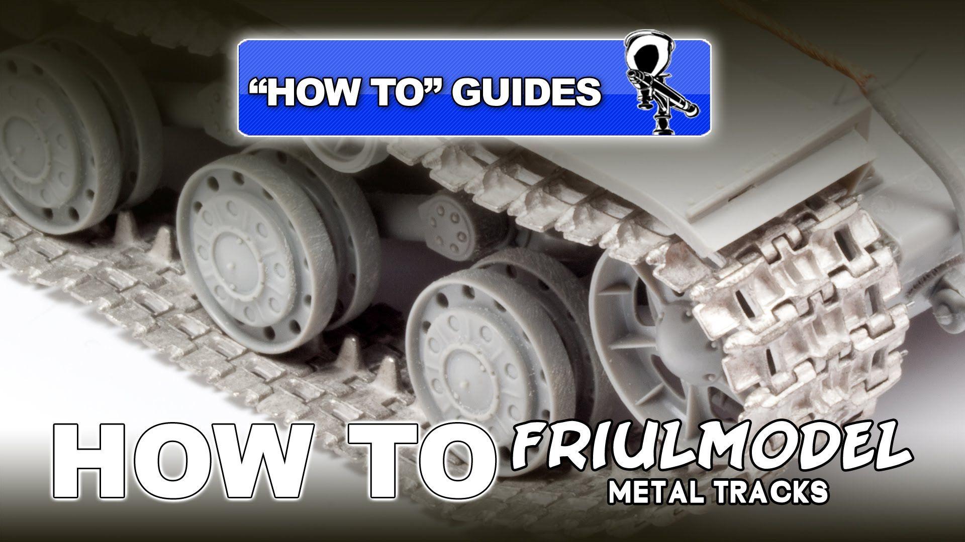 FRIULMODEL METAL TRACKS -