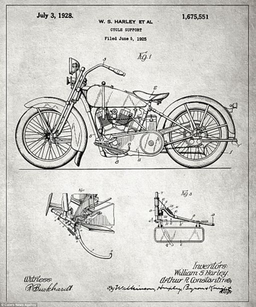 Blueprints of some of the most significative invention of the last blueprints of some of the most significative invention of the last century malvernweather Choice Image