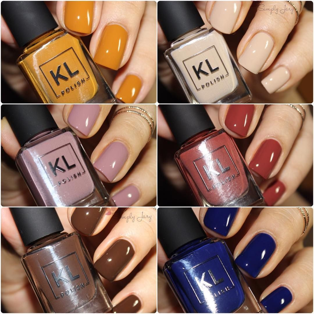 KL Polish swatches | Nail Swatches | Pinterest | Swatch, Make up and ...