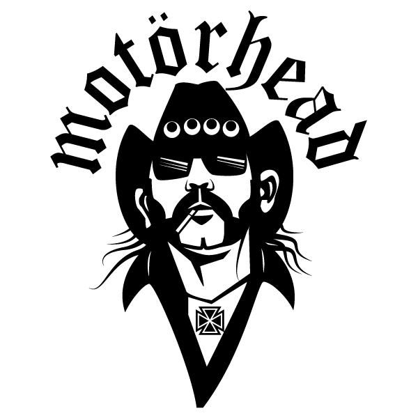 Lemmy Kilmister Vector Image Lemmy Motorhead Motorhead Logo Lemmy