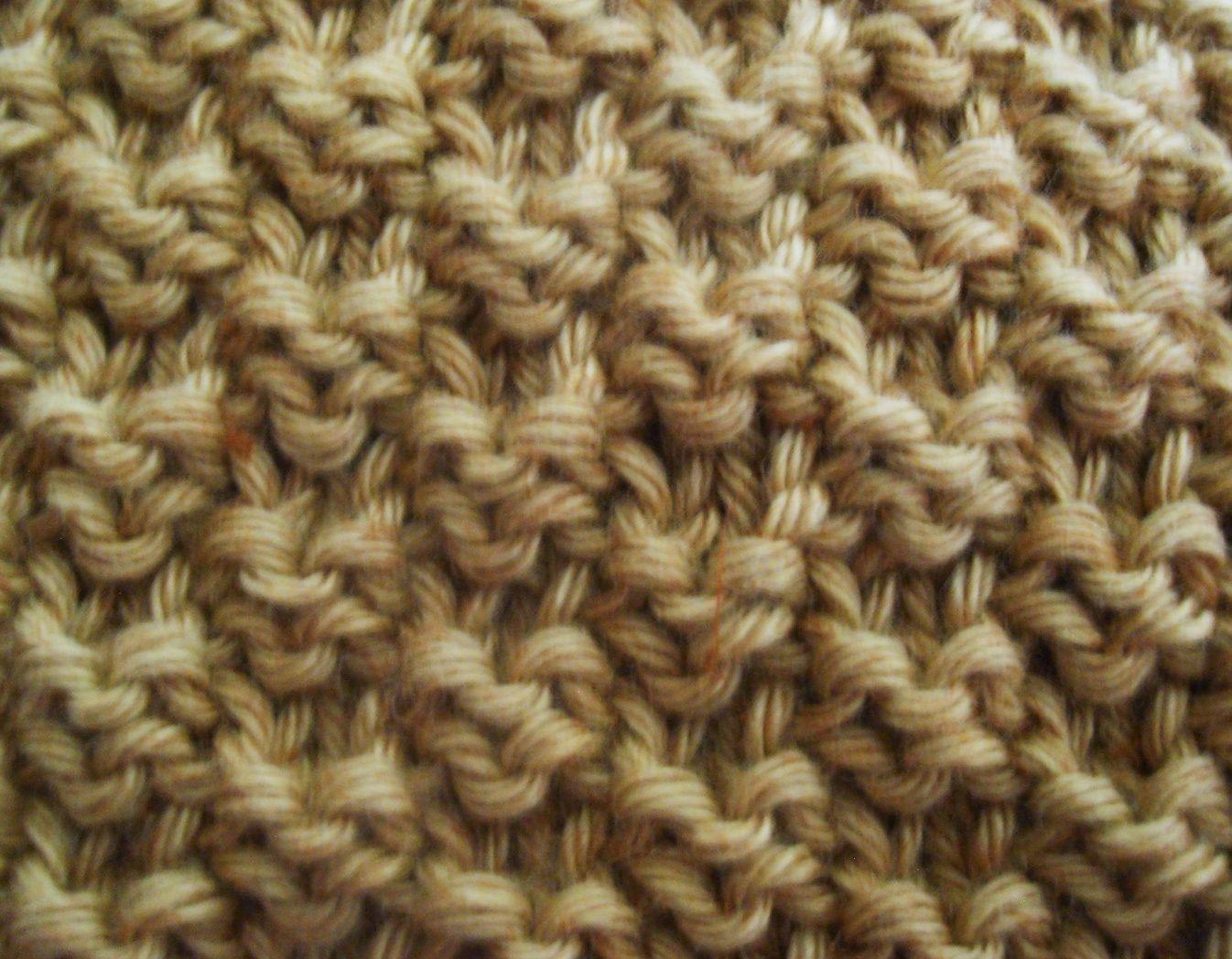 point de riz double tricot pinterest point de riz riz et points. Black Bedroom Furniture Sets. Home Design Ideas