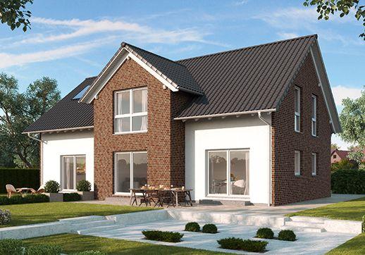 Fertighaus Modell Florenz Einfamilienhaus Mit Einliegerwohnung