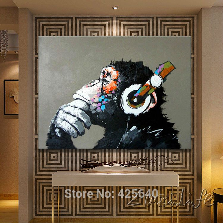Oil painting On Canvas Wall Pictures Painting