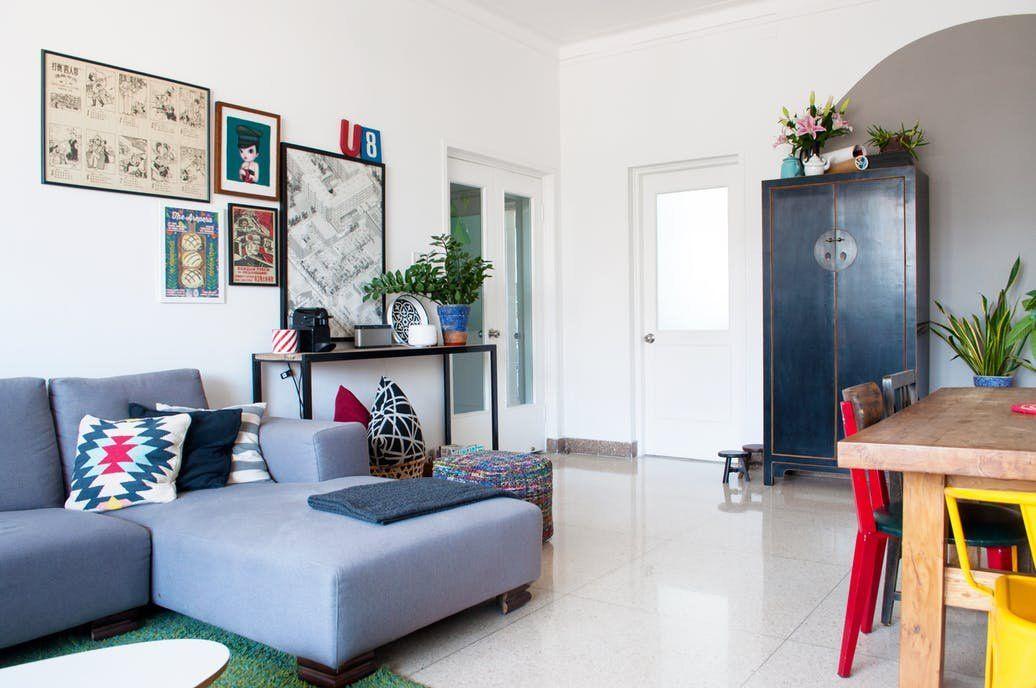 An Interior Designer S Simple Modern Beijing Flat Interior