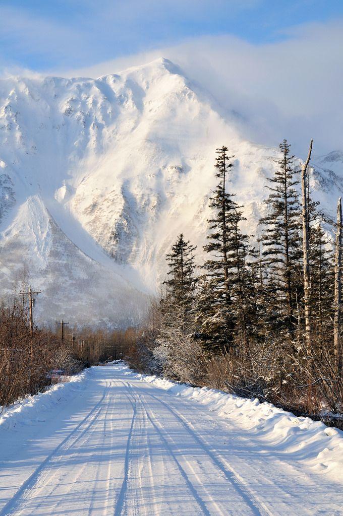 12 malerische Städte, die beweisen, dass Alaska der ultimative Winter Wonderland State ist