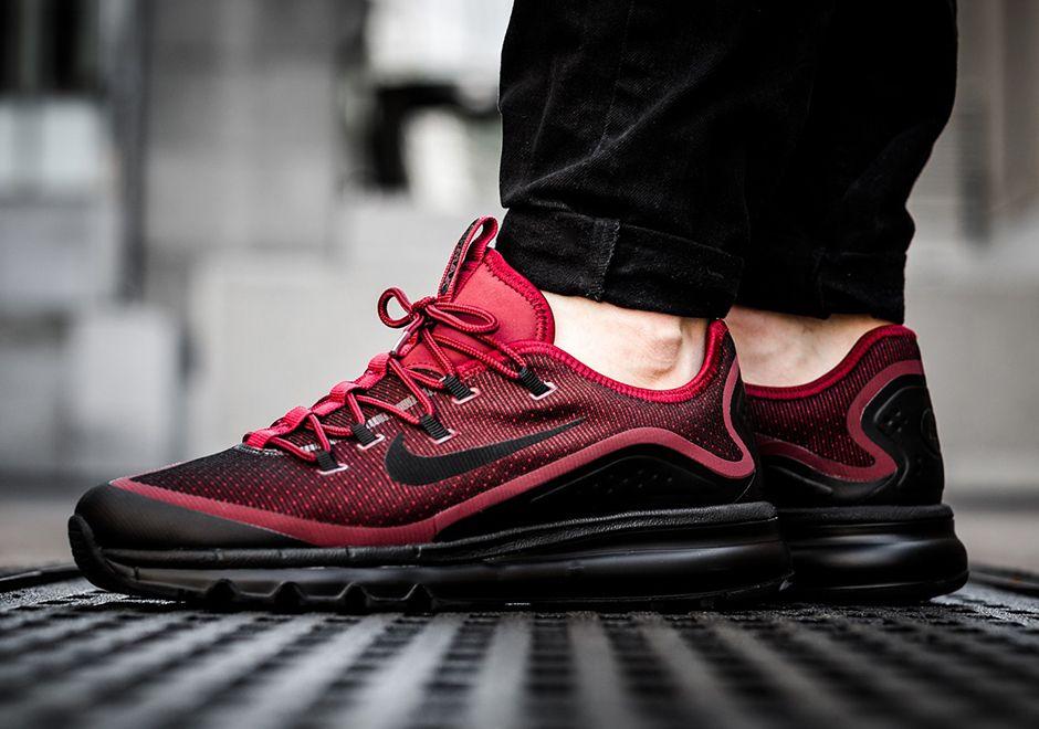 Nike Air Max More Team Red Black 898013-600   SneakerNews.com