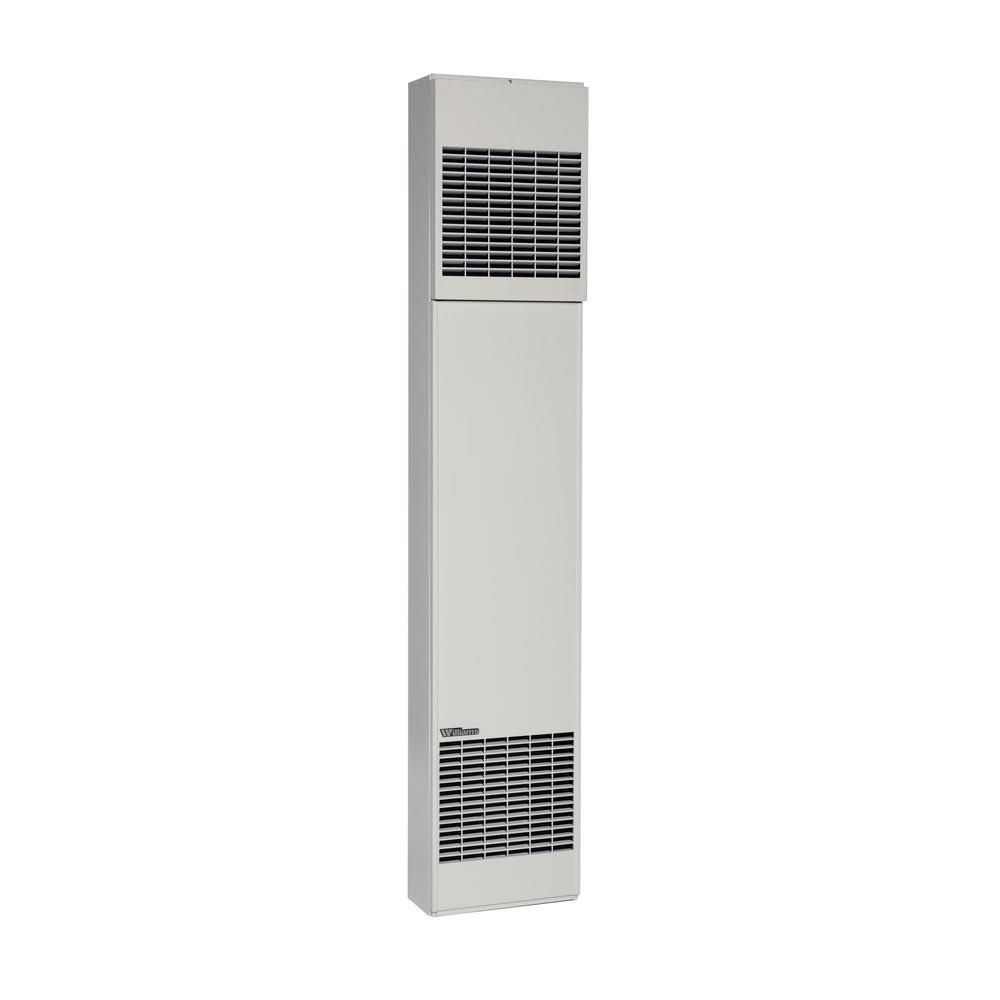 605 02 Williams 31 400 Btu Hr 9 2 Kw Forsaire Counterflow Electric Wall Furnace 3144030 9 2 Watt Heater At 240 Volts Creates 31 4 Wall Furnace Home Furnace