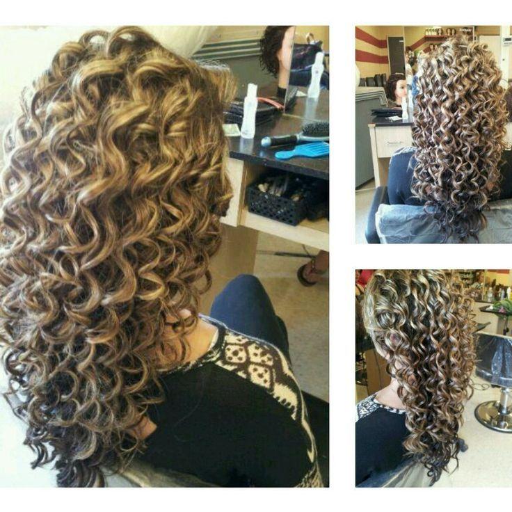 Permed Hairstyles, Hair Styles, Long