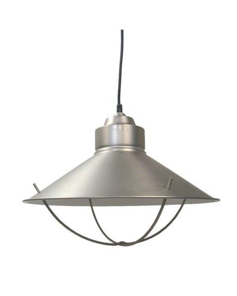 epiphany lighting 102114 bn one light metal pendant in brushed