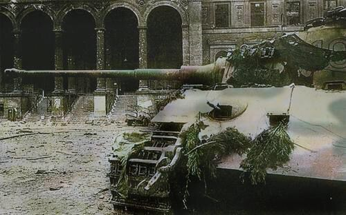 Wartime Productions On Twitter Tiger Ii Germany Tank German Tanks