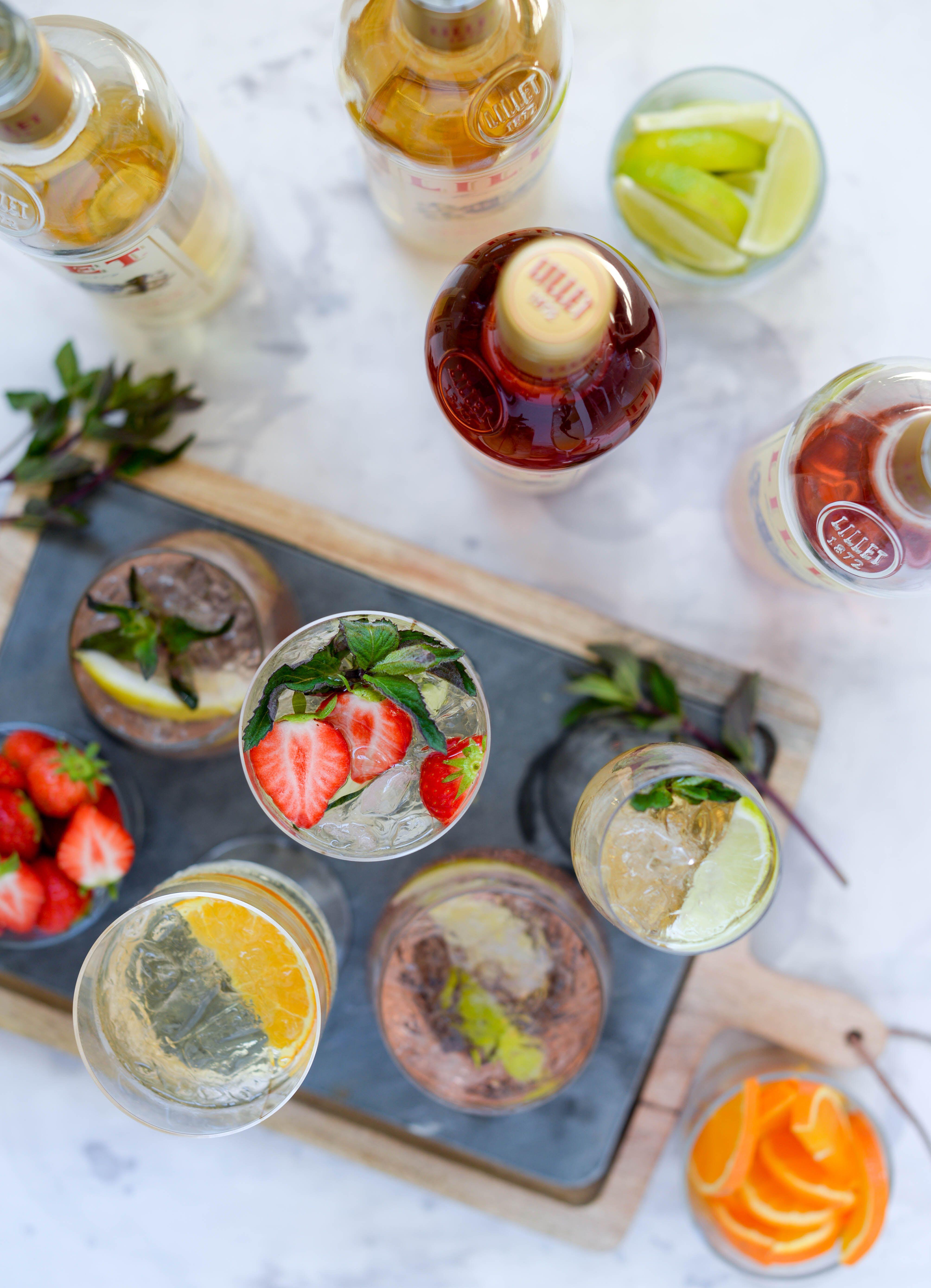 4 friske og sommerlige cocktails med lav alkoholprocent