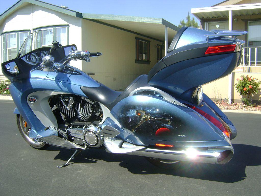 Star Trek » 2009 Victory Vision motorcycle Trek bikes