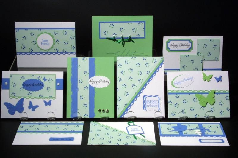 OSW Posies by kmgosha - Cards and Paper Crafts at Splitcoaststampers