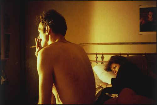 I saw Nan Goldin's The Ballad of Sexual Dependency at the Joan Miro Museum when I was 17. It blew my mind.