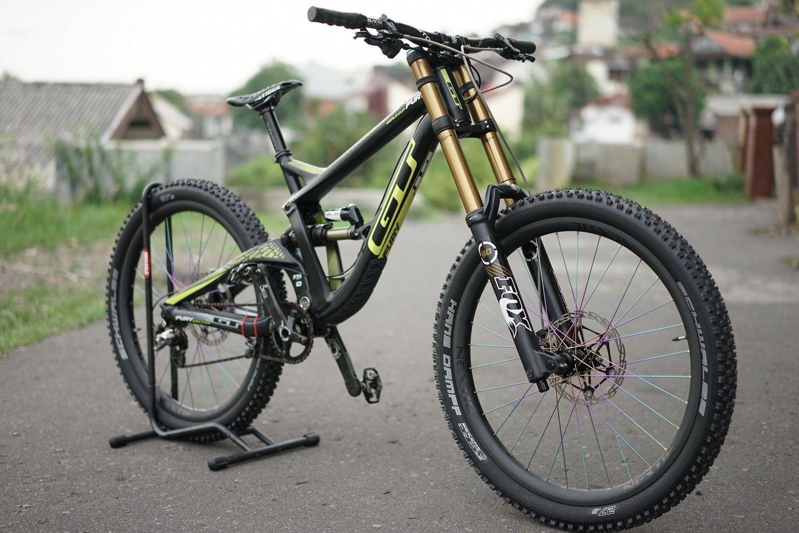 My Gt Bicycle Mountain Bike Mtb Bike Mountain Downhill Bike