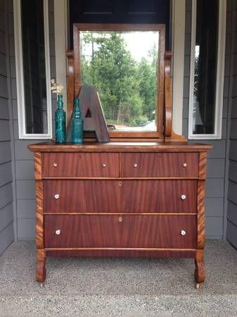 Empire Dresser, $399.00 (Love a tiger stripe.)