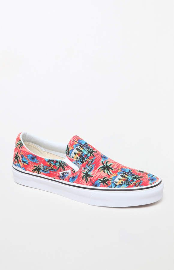 de3d0a38c4 Vans Dystopia Park Slip-On Shoes
