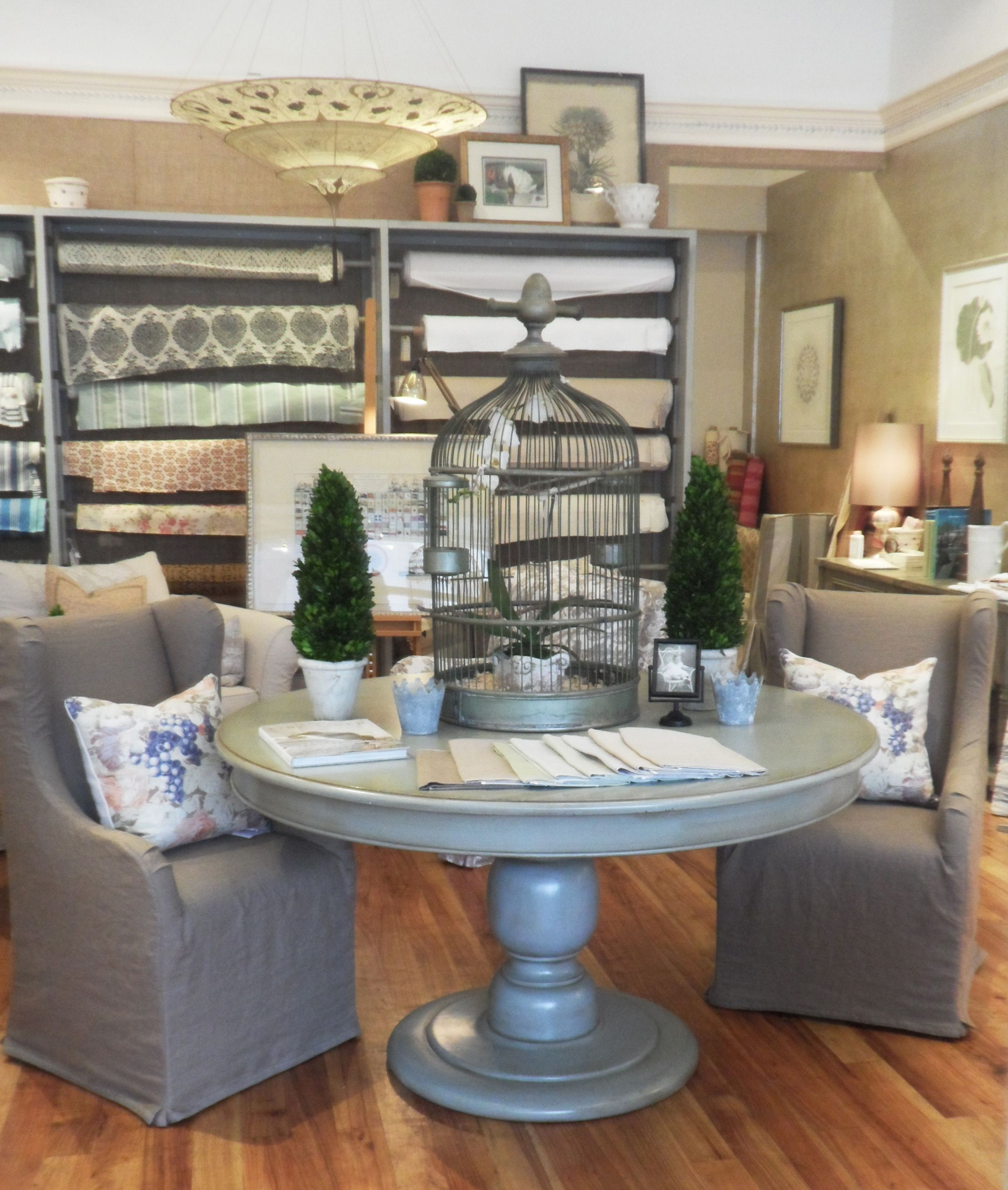 Captain Chairs Around Our Iveston Dining Table #slipcovered Entrancing Captain Chairs For Dining Room Decorating Inspiration