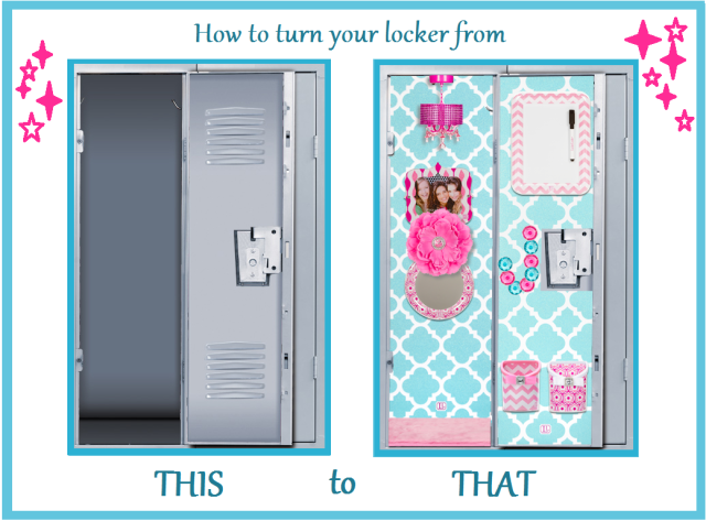 Locker Decoration Ideas diy locker decorations: cool ways to decorate your locker